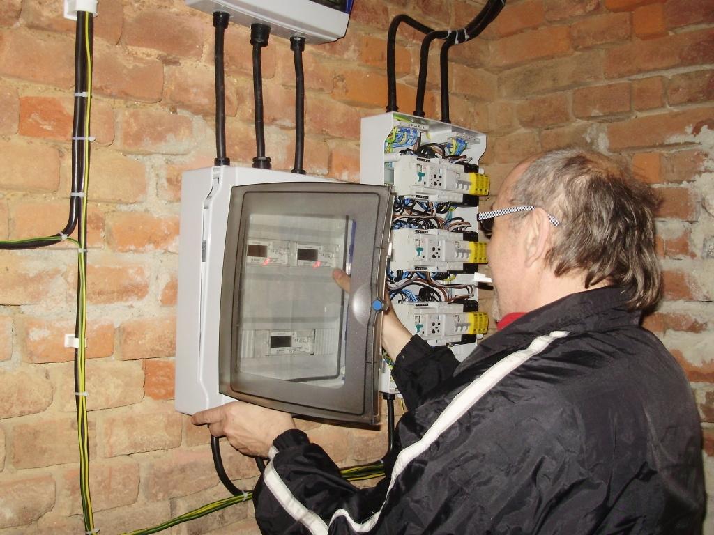 Servis a opravy FV elektráren